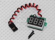 On-Board LED RX Voltage Display